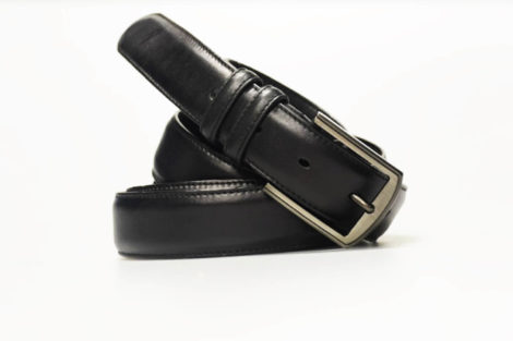Black-Leather-Belt-nz